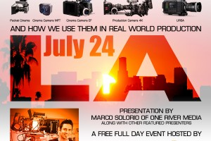 Spend a Day with Blackmagic Design & Marco Solorio – Los Angeles