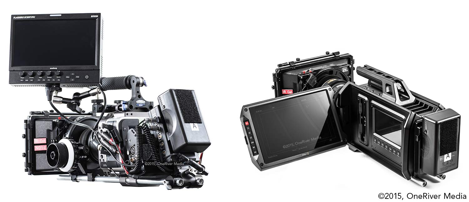 BMPC& URSA Rigging Comparison