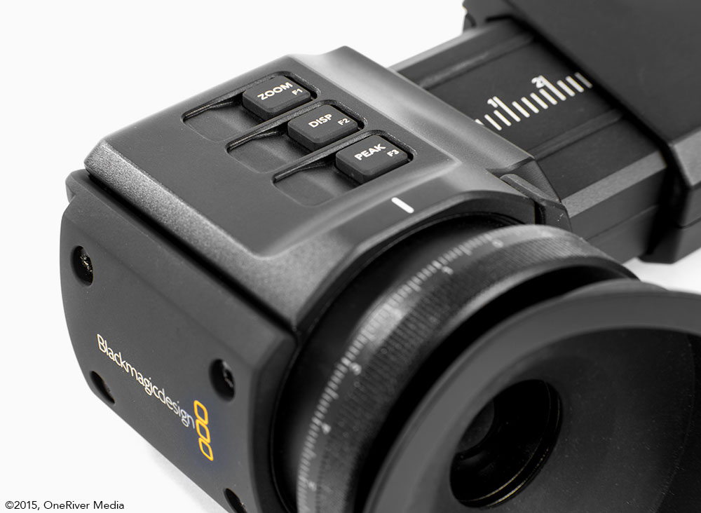 BMD OLED EVF Buttons