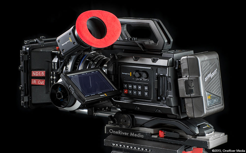 URSA Mini OLED EVF Eyecushion