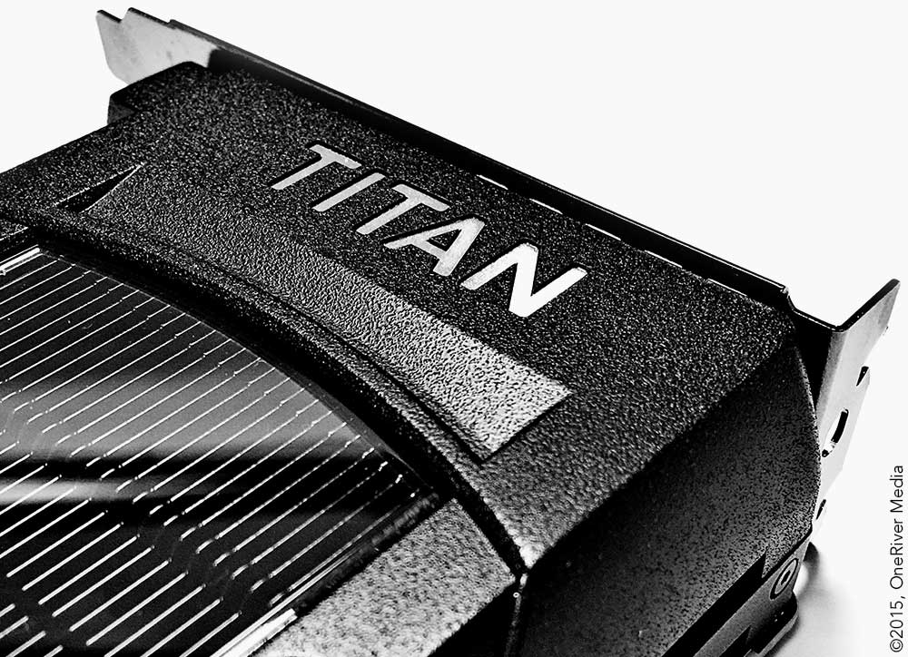 nvidia titan x gpu graphics card