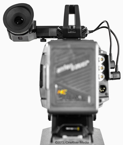 OLED EVF Rear View