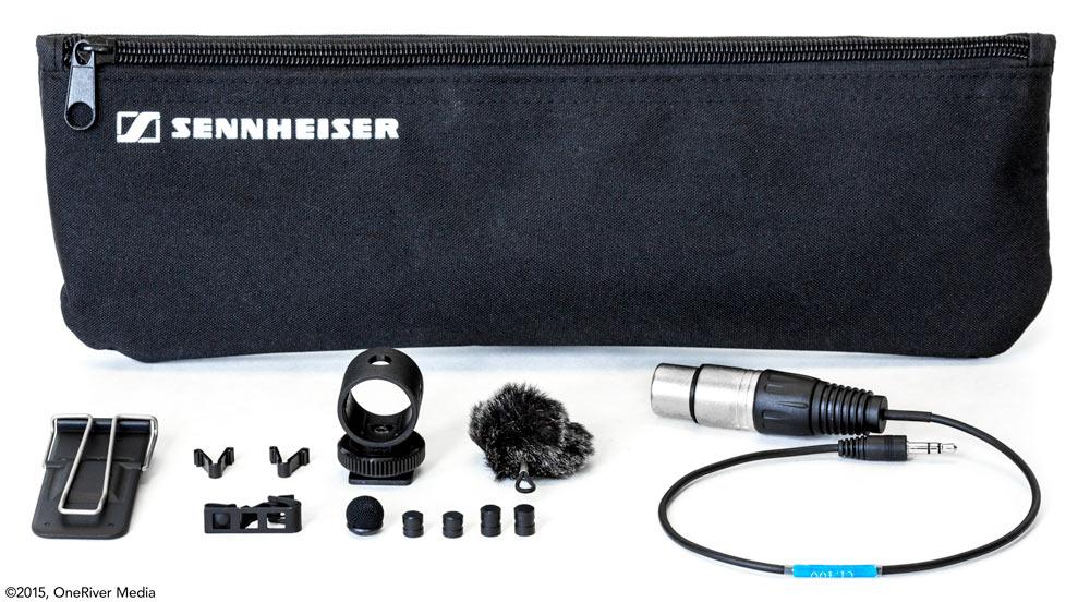 Reviewing the Sennheiser AVX-MKE2 Wireless System | OneRiver
