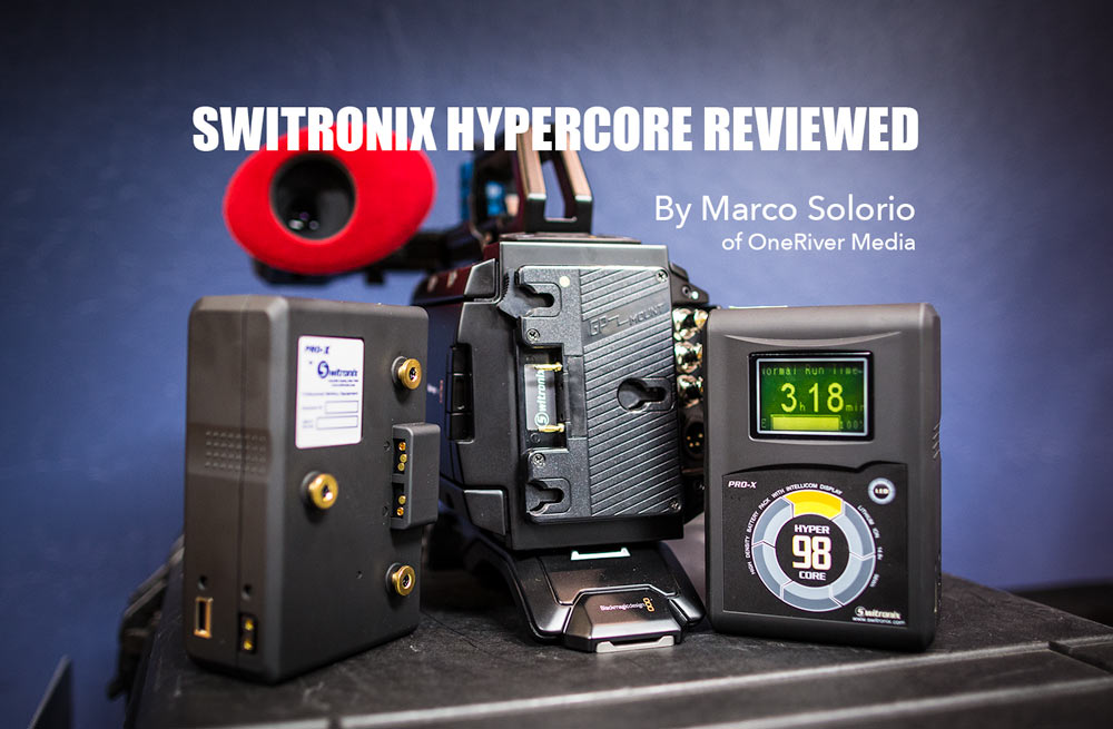 Switronix Hypercore Review Header Image