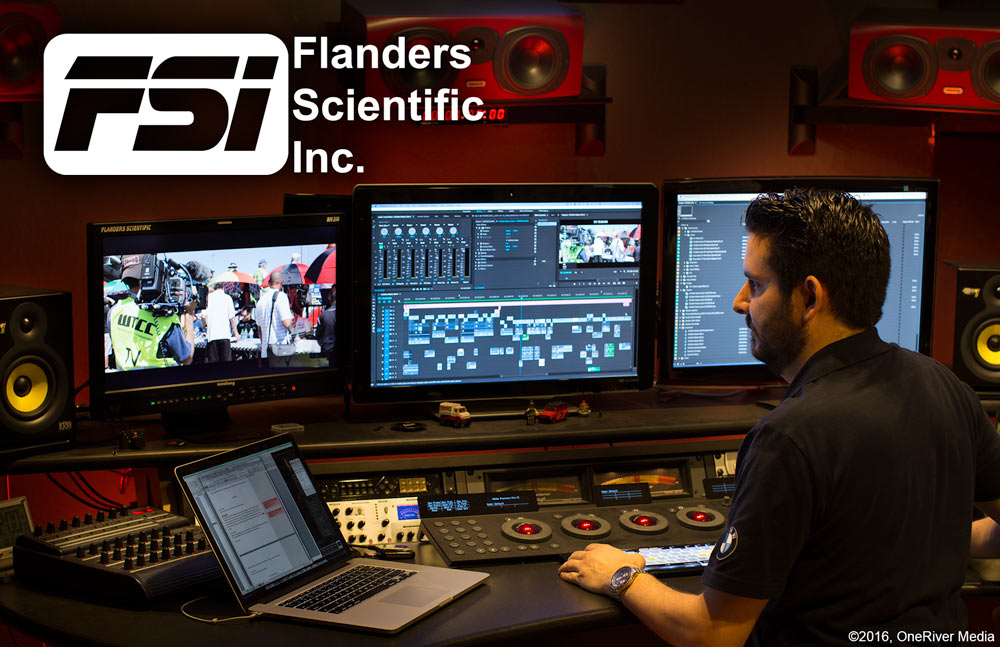 Premiere Sponsor: Flanders Scientific, Inc.