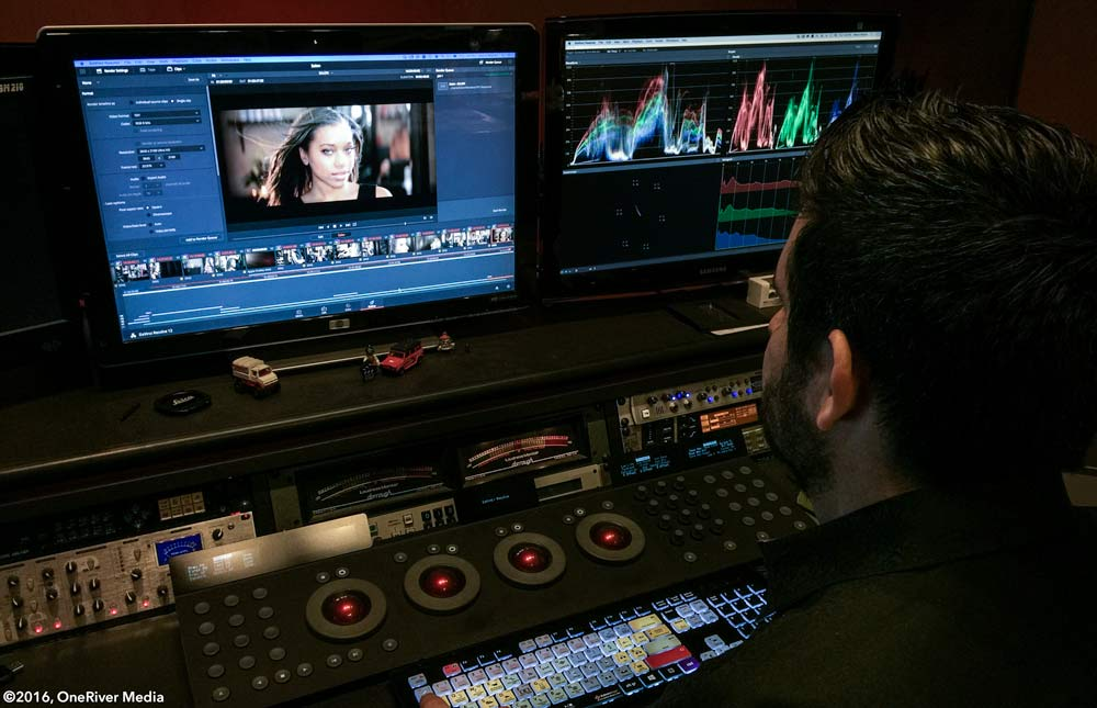 Blackmagic Design's DaVinci Resolve
