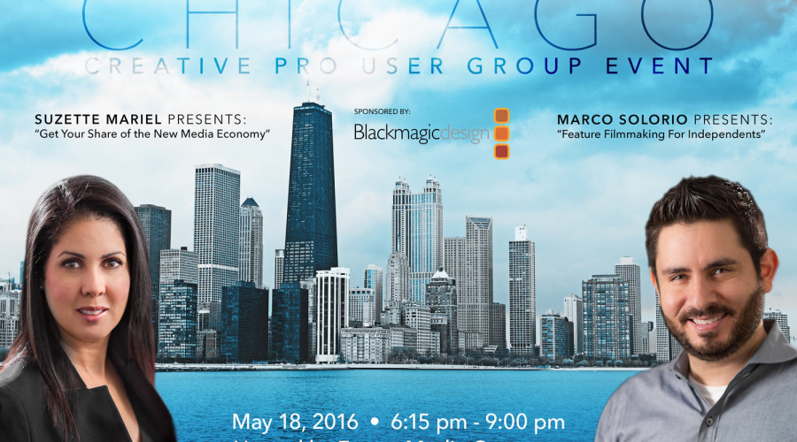 Chicago Presentation May 18, 2016