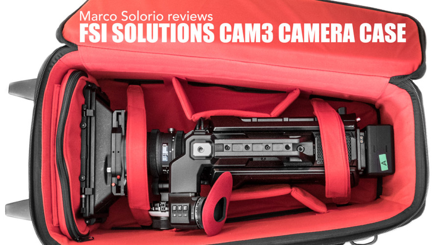 Reviewed: FSI Solutions CAM3 Camera Case
