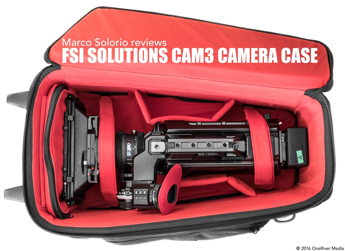 FSI CAM3 URSA Header Image