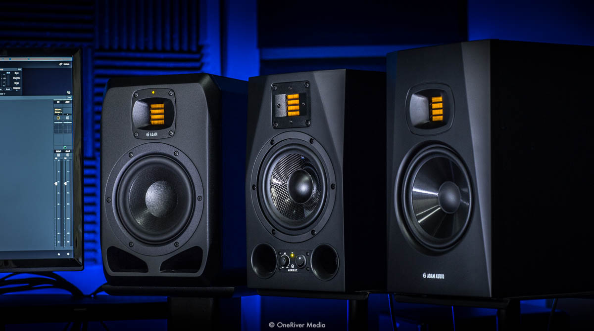 ADAM Audio S2V A7X T7X Monitors