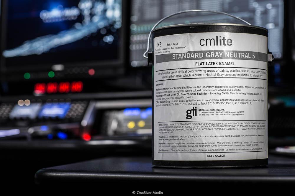 CMLite N5 paint